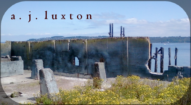 Tacoma, papermill ruins, August 2010: image copyright A.J. Luxton. Contact for permission.